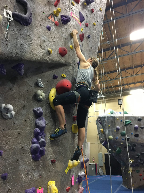 Edgeworks Climbing Gym