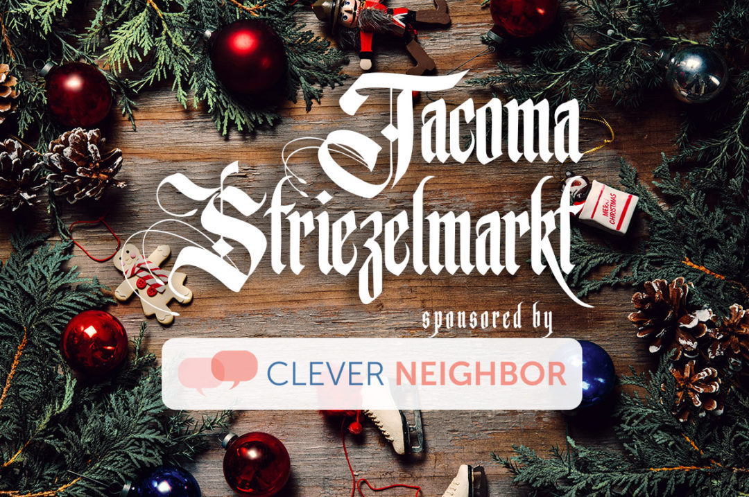Tacoma Striezelmarkt 2017
